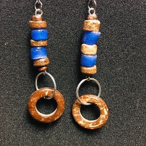 Motherskiss Jewelry - BLUES & BROWNS